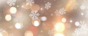 キラキラした華やかな冬画像