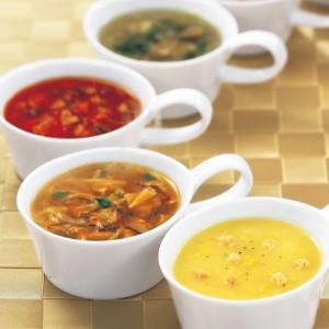 スープ各種
